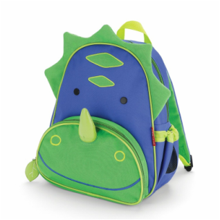 skip hop dinosaur backpack for boys